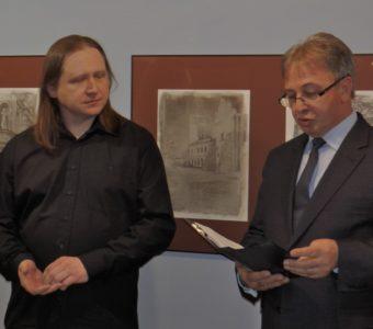 Dwuchromianowe kadry Marcina Materniaka w Muzeum Kresów